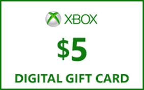 xbox live gift card free 5 xbox live digital gift card prepaid cards