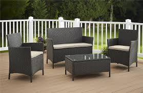 best resin wicker patio furniture u2013 outdoor decorations