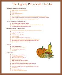 thanksgiving dinner food checklist bootsforcheaper