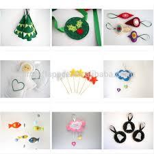 Christmas Ornaments Wholesale China by 2017 New Hotsale China Handmade Craft Wholesale Fabric Star Tree