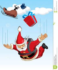 santa sleigh clipart chadholtz