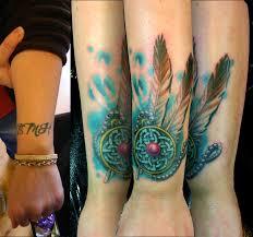 cover up tattoos ideas for wrist best design ideas
