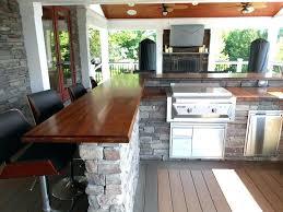 outdoor kitchen island plans outdoor kitchen on deck outdoor kitchen deck custom bar grill island
