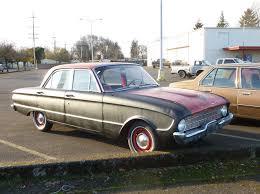 1960 Ford Falcon Interior Automotive History Ford U0027s U201cfalcon Platform U201d U2013 From Falcon To