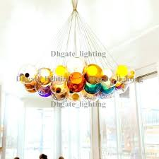 Colored Glass Pendant Lights Colored Glass Pendant Lights Ful Blown Glass Hanging Lights