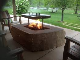 Firepit Accessories Pit Accessories Solid Rock Pit Outdoor Pits