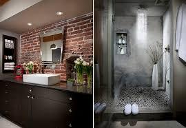 industrial bathroom design wonderful concrete bathroom design winn dma homes 63581