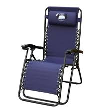 home is where you park it zero gravity recliner navy pride