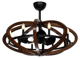 taurus 6 light air ionizing fan d lier shippable to canada ceiling fans fandelier default