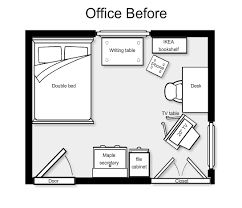 home office floor plans home office makeover how to make a floor plan