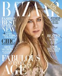 Jennifer Aniston Wedding Ring by Jennifer Aniston Lands Harper U0027s Bazaar October Cover
