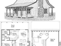 small rustic cabin floor plans small cottage house plans with loft ideas home