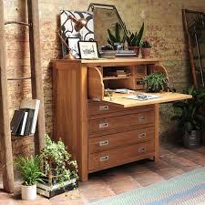 bureau office light oak bureau