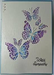 best 25 die cut cards ideas on tree cards