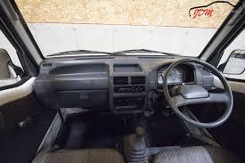 subaru sambar interior 1991 subaru sambar ks3 japanese kei truck