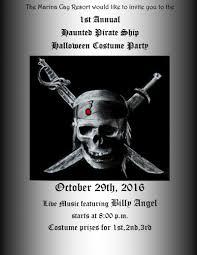 haunted pirate ship halloween party 10 29 2016 bigfork montana