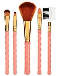 Make Up Ql hilary rhoda professional make up brush set pack of 5 in