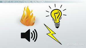 endothermic and exothermic reactions video u0026 lesson transcript