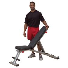 body solid gfid225 folding adjustable weight bench revurate