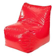 bean bag chair red gold medal target