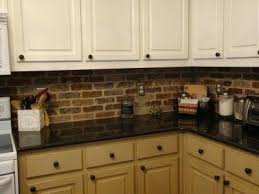 Kitchen Backsplash Brick Brick Kitchen Backsplash Award Winning Kitchen With Brick