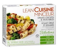 cuisine minceur cuisine minceur sélections poulet et légumes walmart canada