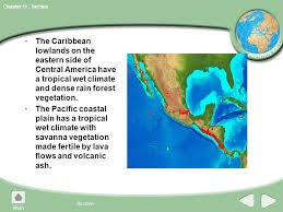 world geography chapter 11 central america and the caribbean