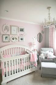 soft and gray and pink nursery nurseries pink nurseries