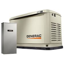 generac 11 000 watt lp 10 000 watt ng air cooled standby