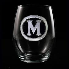 148 best personalized barware bar glasses images on pinterest