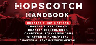hopscotch handbook hopscotch music festival