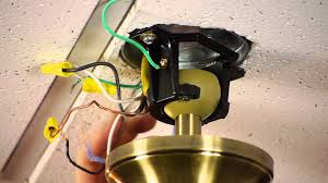 installing a new ceiling fan how to install a ceiling fan on a prewired ceiling fan outlet