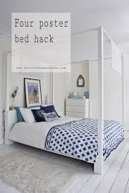 Ikea Four Poster Bed My Favourite Furniture Hacks U2014 Hester U0027s Handmade Home