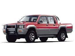 mitsubishi strada 1994 mitsubishi strada рестайлинг 1993 1994 1995 1996 1997 пикап