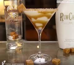 Blind Russian Drink Recipe Salted Caramel Martini Tipsybartender Com Salted Caramel