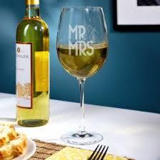 wine glasses for wedding unique wine glasses