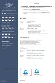 Administrator Resume Sample by Administrator Resume Samples Visualcv Resume Samples Database