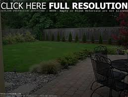 Landscaping Ideas For Big Backyards by Backyard Big Backyard Design Ideas Landscaping The Garden Home