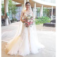 wedding gown designers marché wedding philippines 10 wedding gown designers to in