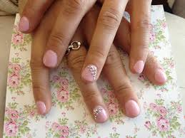 images of natural nails design cerene