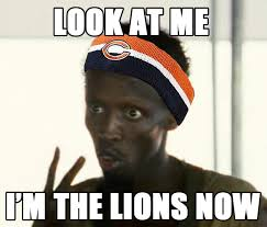 Chicago Bears Memes - alright it s been two weeks in what ways is your team fucked
