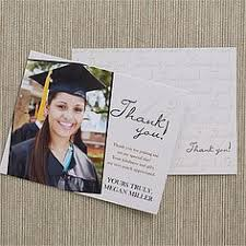 graduation thank you card refined graduate custom thank you cards graduation gifts gift and