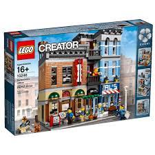 lego creator expert detective u0027s office 10246 toys