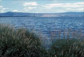Oregon Lakes Map by Upper Klamath Lake Atlas Of Oregon Lakes
