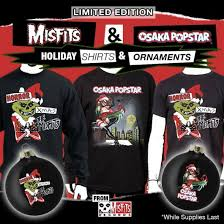 the misfits horror ep shirts and collectibles