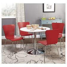 Red Kitchen Table And Chairs Red Dining Room Sets Target