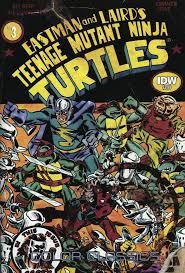 teenage mutant ninja turtles color classics vol 2 3 peter laird