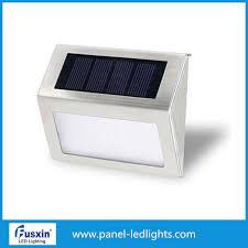 1w mini corridor foot lamp solar stair lighting wall led step