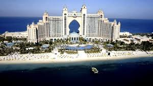 atlantis hotel atlantis hotel pulls off spectacular golf stunt with world s top