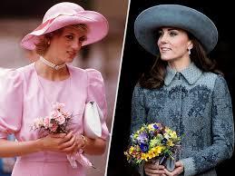 princess kate is following in princess diana u0027s footsteps